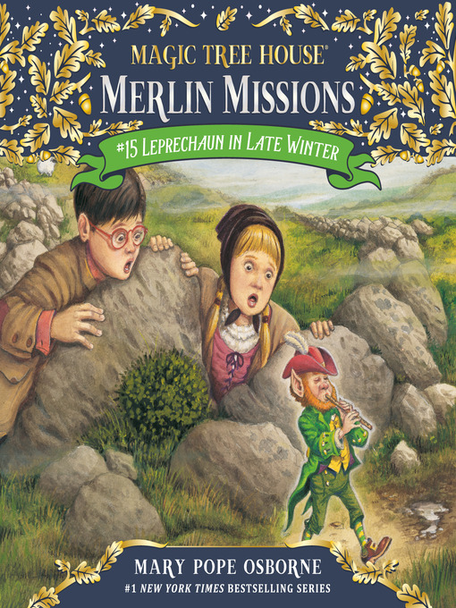 Leprechaun in Late Winter (MP3): Magic Tree House Series, Book 43